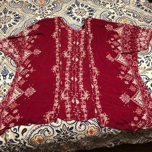 One size kimono
